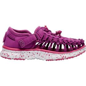 Keen Children Uneek O2 Sandals Purple Wine/Verry Berry